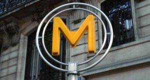 'Back in the real world, meanwhile, M is surely among the most successful stand-alone consonants. Witness its use in the classic Metro signs of Paris, or the infamous yellow arches of McDonalds (which, as all parents can testify, exert a magnetic attraction on children, like the giant maternal bosoms they resemble).'