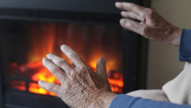 """Taxes, charges and costs have escalated since these statistics were gathered, leaving many older people seriously struggling to make ends meet,"" said Age Action's Eamon Timmins. Photograph: Matt Cardy/Getty Images"