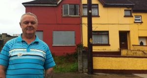 Mattie Collins at his home on Clarina Avenue in Ballinacurra Weston.
