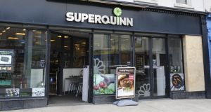 Superior market: Superquinn is well known for its bakeries and well-trained staff – can the same be said for SuperValu? Photograph: Aidan Crawley