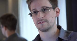 A classified internal audit leaked by Edward Snowden, the former NSA contractor now under Russian asylum, details the agency's explanations for its failure to adhere to the Foreign Intelligence Surveillance Amendments Act of 2008, which broadened the scope for mass surveillance. Photograph: The Guardian via Getty Images