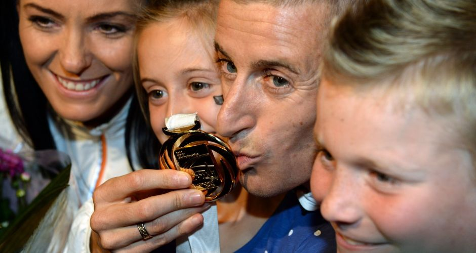 Rob Heffernan's Homecoming