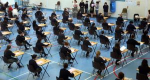 Report describs complex nature of commission's role in compiling second-level examinations,  Photographer: Dara Mac Dónaill