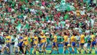 Clare team silenced the huge Limerick crowd early