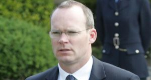 "Simon Coveney: being urged to ""investigate the Marine Institute's scientific expertise"". Photograph: Alan Betson"