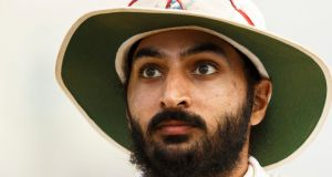 Monty Panesar.  Photograph: Chris Ison/PA Wire.