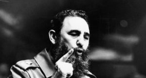 Fidel Castro's Cuban revolution of 1959 spread a wave of hope among the poor across South America. Photograph: Getty Images
