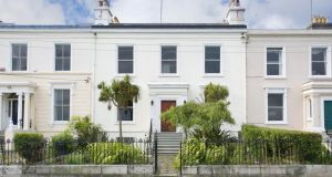 Something to mr crow about puppeteer s monkstown home for for 5 clifton terrace monkstown