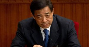 Former Chongqing party secretary Bo Xilai's  trial  on corruption charges begins tomorrow