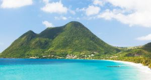 Caribbean holiday in January with a €6,000 budget