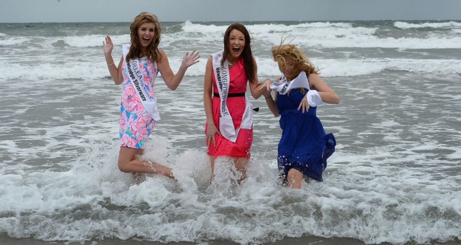 Rose of Tralee festival 2013