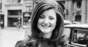 Arianna Huffington in 1975. Photograph: Express Newspapers/Getty Images