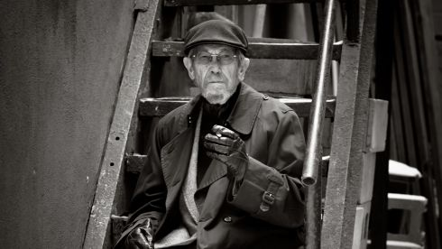 "10. ""Leave out the parts people tend to skip."" [Elmore Leonard in Detroit in 2012.] Photograph: Dan Borris/The New York Times"