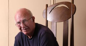 Multitalented: Clive James, photographed before his illness. Photograph: Rex Features