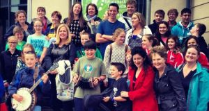 Rock 'n' reel kids: Scoil Éigse at The Fleadh
