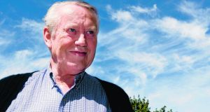 Feisty philanthropist: Chuck Feeney, founder and funder of Atlantic Philanthropies, which has donated more than €7 billion globally. Photograph: Shane O'Neill/Fennell