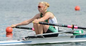 Claire Lambe will be hoping to build on her impressive showing in the European Championships when she competes in the lightweight single scull at the World Championships  in Chungju, Korea. Photo: Harry How/Getty Images