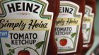 Heinz was taken private this year by Warren Buffett's Berkshire Hathaway and Jorge Paulo Lemann's 3G Capital