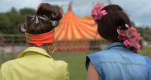 Promoters of Electric Picnic have said the three day Co Laois music and arts festival has been sold out. Photograph: Cyril Byrne / The Irish Times