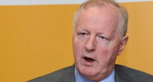 Judge Kevin Feeney: chairman of the Referendum Commission