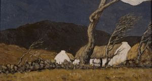 'A Farm in County Down' by Paul Henry