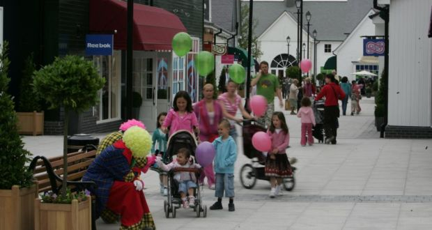 Kildare Village development to target rich Chinese