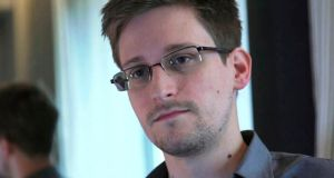 Edward Snowden revealed the Prism Programme, which allows the US National Security Agency access to the personal information of non-US persons from databases of tech companies such as Apple and Google