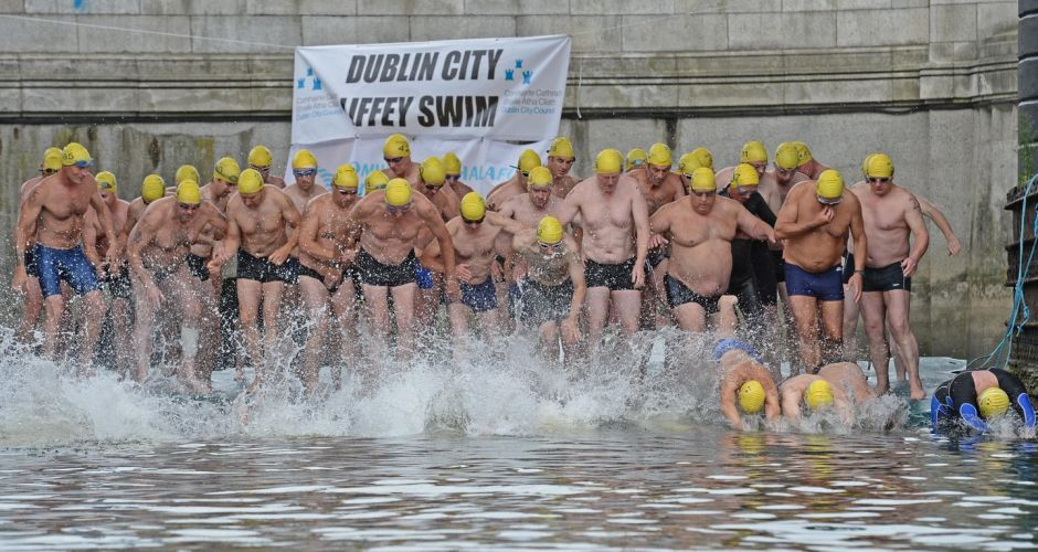 94th Dublin City Liffey Swim