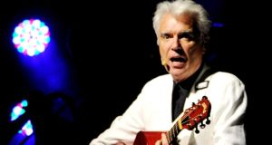 David Byrne, whose book How Music Works has wit, smarts and insight