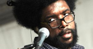 Questlove, whose Mo' Meta Blues shies from the conventional