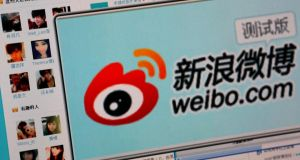 Xue Manzi has more than 12 million followers on Sina Weibo, the Chinese version of the banned Twitter. Photograph: Reuters