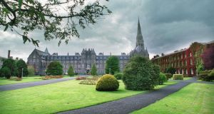 St Patrick's College, Maynooth, Co Kildare: twenty new seminarians are to begin studying there for the Catholic priesthood. Photograph Brenda Fitzsimons