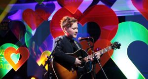 Soak playing at Derry Other Voices Photo : Rich Gilligan