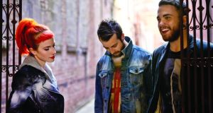 Paramore: Hayley Williams, Jeremy Davis, Taylor York