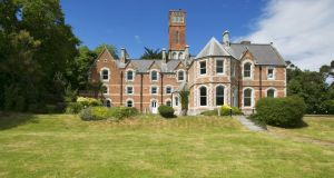 In 2000, this seven-bed Killiney mansion on Military Road commanded a rent of £16,000 a month after its 890sq m (9,600sq ft) expanse had been refurbished at a cost of £1 million