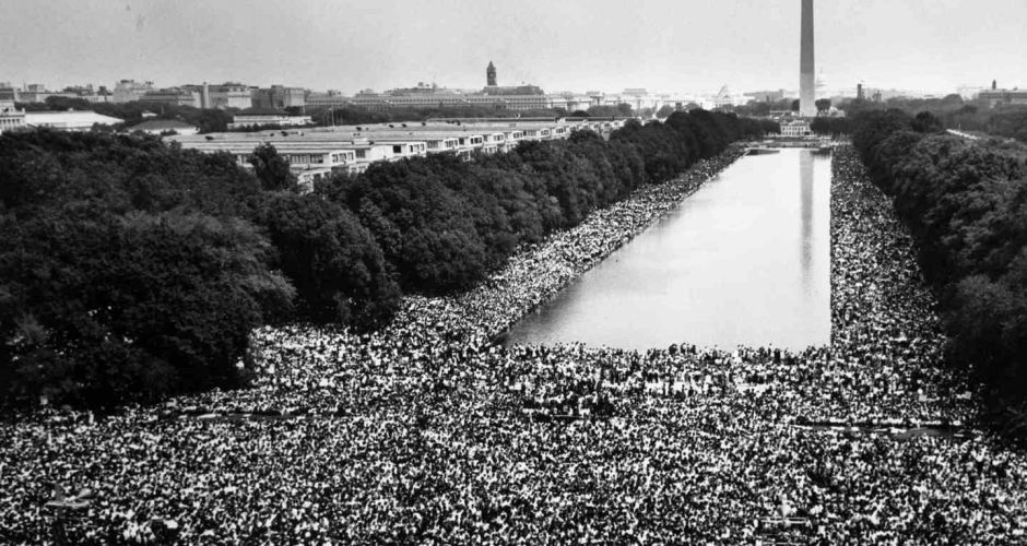 50 years after King's 'I have a dream'