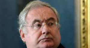 Minister for Communications Pat Rabbitte: his ministerial brief is far wider than just communications. Photograph: Brenda Fitzsimons/The Irish Times