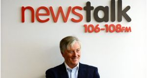 "Pat Kenny: ""I left RTÉ director general Noel Curran on very good terms and neither he nor I have ruled out the notion of working on RTÉ television."" Photograph: Bryan O'Brien"