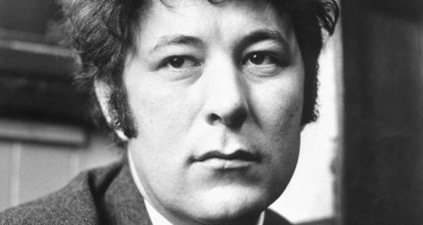 Late poet Seamus Heaney as he appeared in 1970. Photograph: PA Wire