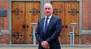 Belvedere: Gerry Foley, the school's headmaster. Photograph: Eric Luke/The Irish Times