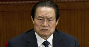 Zhou Yongkang: he is   one notch higher in Communist Party power structure than recently convicted Bo Xilai