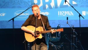 Gavin James. Photograph: Dara Mac Dónaill / THE IRISH TIMES.