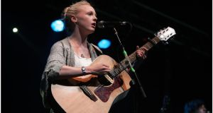 Laura Marling plays at Crawdaddy at the Electric Picnic in 2010. Photograph: Brenda Fitzsimons