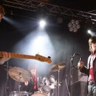 The Strypes. Photograph: Yui Mok/PA Wire.