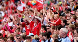 Cork is Cork, so when it gets serious – and it can hardly get more serious than an All-Ireland final – Cork wins, boy. Photograph: James Crombie/Inpho