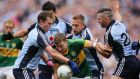 Dramatic finishing burst helps Dublin across the line following a classic