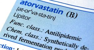 High-potency statins such as atorvastatin and rosuvastatin showed a significant inverse association with developing dementia. Photograph: Tim Boyle/Getty Images