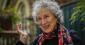 Margaret Atwood: 'I've always been a multiple-form writer.' Photograph: Bernard Weil/Toronto Star via Getty Images