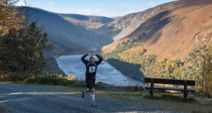Glendalough Trail Run:  If the weather is right, this is a spectacular way to end your competitive running season.