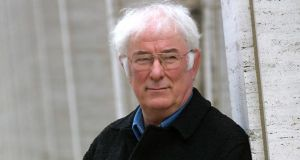 The interview with Seamus Heaney in  La Revue de Belles-Lettres  will be published in November